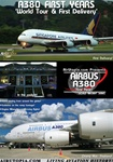 Airbus A380 A-380 First Years World Tour DVD