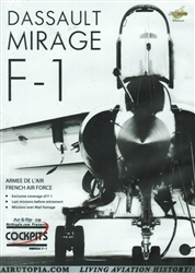 Dassault Mirage F-1 Fighter DVD