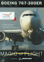 Boeing 767-300ER Magic of Flight Ethiopian Airlines DVD