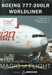 Boeing 777-200LR Worldliner Magic of Flight Ethiopian Airlines DVD