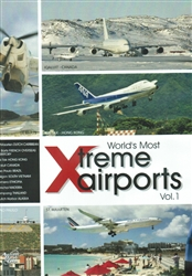 World's Most Xtreme Airports Vol 1 DVD