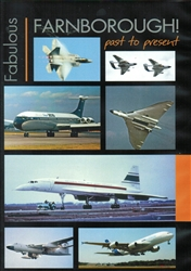 Fabulous Farnborough Airshow Past To Present History DVD
