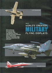 World's Greatest Military Flying Displays Vol. 3 DVD