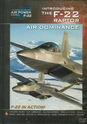Introducing the F-22 Raptor fighter: Air Dominance DVD