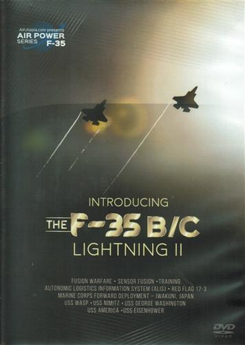 Introducing the F-35 B/C Lightning II Fighter DVD