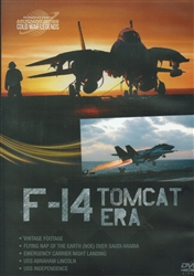 F-14 Tomcat Era Fighter DVD