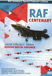 RAF Centenary: Special Collector's Edition DVD