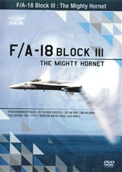 F/A-18 F-18 The Mighty Hornet DVD