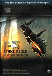 F-15 Strike Eagle Air Superiority Interceptor DVD