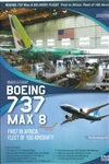 Boeing 737 Max 8 Airliner DVD