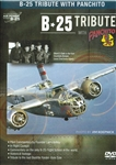 B-25 Tribute with Panchito WWII DVD