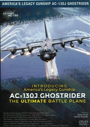 AC-130J Ghostrider - The Ultimate Battle Plane DVD
