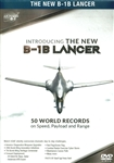 The New B-1B Lancer USAF Bomber DVD