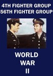 4th 56th Fighter Group P-47 P-51 WWII ETO DVD