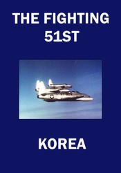 The Fighting 51st Korea F-80 F-86 T-33 DVD
