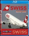 Swiss A330-300 Cockpit to JFK Blu-ray disc