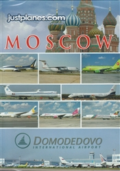 Moscow Domodedovo Airport DVD