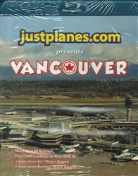 Vancouver Canada Airport Blu-ray disc