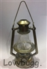 "Silver Camp Lantern for 18"" American Girl or Boy Doll Accessory  Lovvbugg Has IT"