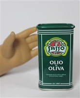 Mini Can of Olive Oil Girl Doll Food Accessory