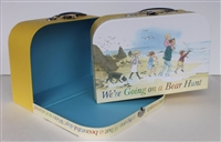 Pooh Bear Hunt Pooh Design Suitcase Girl 14 to 18 inch Doll Accessores Storage