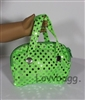 Lime Sequin Purse Bag 18 inch American Girl or Bitty Baby 15 inch Doll Clothes Accessory