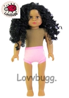 Virginia Black Hair Girl 18 inch Doll Same Quality as Mattel's American Girls