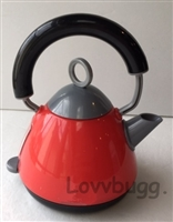Large Kettle Child and 18 inch American Girl Doll Accessory