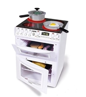 Electronic Stove Furniture Girl Doll House Food Cooking Accessory