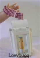 Ivory Lantern Mini 18 inch American Girl Doll Accessory