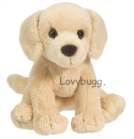 Buttery Yellow Labrador Dog 15 to 18 inch American Girl Doll Pet Accessory