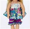Spring Garden Play Set 18 inch American Girl or 15 inch Baby Doll Clothes
