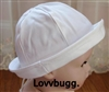 Lovvbugg Sailor Hat 18 inch American Girl and 15 inch Bitty Baby Doll Clothes Accessory