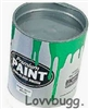 Paint Can Mini Green 18 inch American Girl Doll Accessory