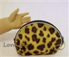 Leopard Bag Purse 18 inch Girl Doll Clothes Accessory