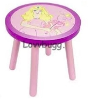 Princess Table 18  inch Doll Furniture