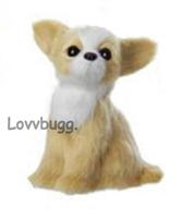 Chihuahua Dog Mini 18 inch American Girl Doll Pet Accessory