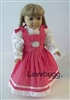 Jumper Set 18 to 20 inch Girl or Baby Doll Clothes