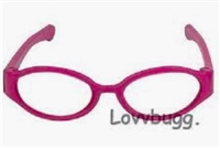 SALE Hot Pink Eyeglasses 18 inch American Girl Doll Accessory