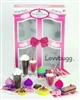 Sweets and Sodas Set Mini 18 inch American Girl Doll Food Accessory