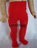 Red Tights 18 inch American Girl Doll Clothes Accessory