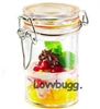 Our Larger Mini Plastic Jar (Empty) for Spices and Great 18 inch American Girl Doll Kitchen Accessory--Food Safe!