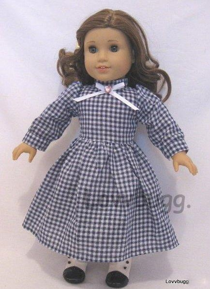 American Girl Molly After School Outfit Addy Emily Kit Kirsten Rebecca Samantha