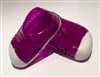 "Purple Earth Shoes Jellies for 18"" American Girl n Bitty Baby Doll Clothes"