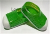 "Green Earth Shoes Jellies for 18"" American Girl n Bitty Baby Doll Clothes"