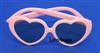Sunglasses Pink Hearts 18 inch American Girl Doll Clothes Accessory