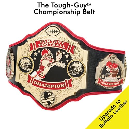 Championship Belts Bruno S