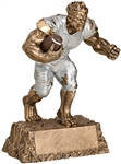 Barney Badass Medium Football Trophy