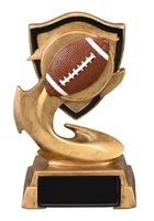 The Shield Fantasy Football Trophy from Bruno's
