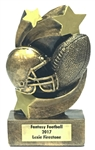Shooting Star Fantasy Football Trophy from Bruno's